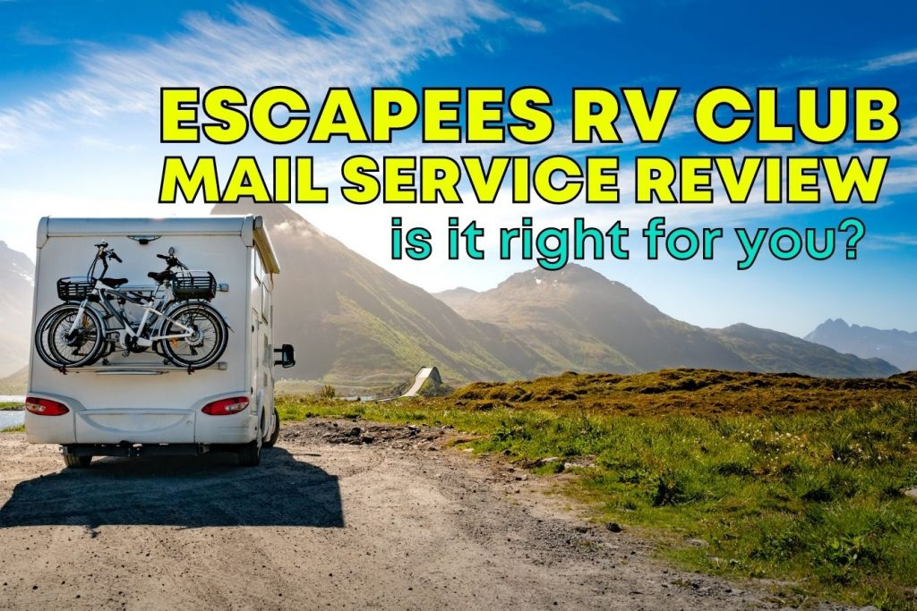 escapees mail service review