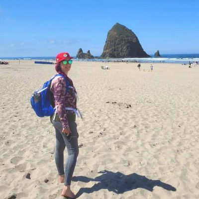 Cannon Beach is one of my personal travel highlights